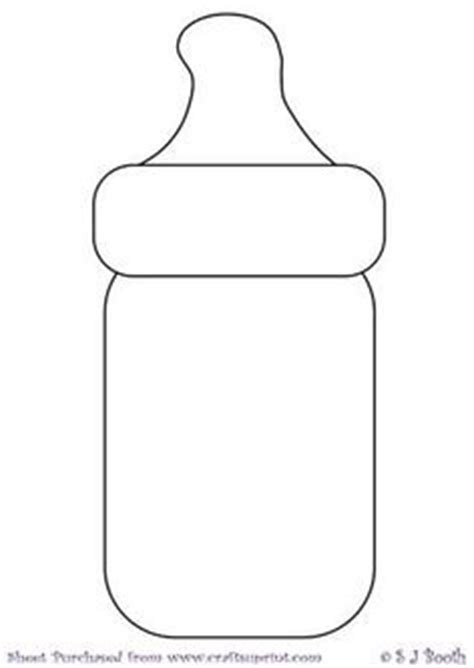 baby bottle template onesis template card cerca con baby children