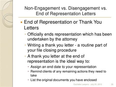 Thank You Letter For Attorney Lawyers Managing Your Risk By Building Great Client Relationships