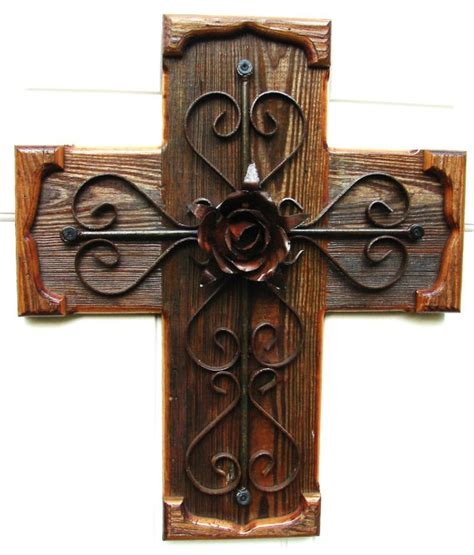Handcrafted Crosses - handmade cross craft ideas