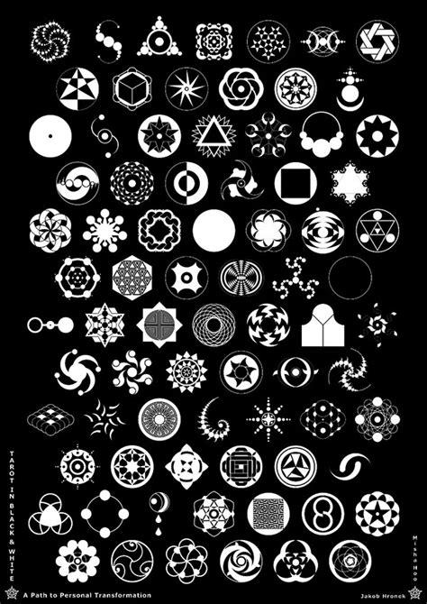 printable tarot cards black and white tarot in black white tekno logical 2008 on behance