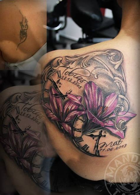 girl cover up tattoo designs 55 tattoos on back shoulder