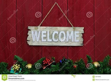 christmas welcome signs merry christmas and happy new
