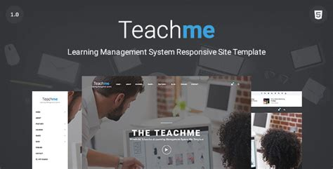 design management university teachme responsive learning management system education