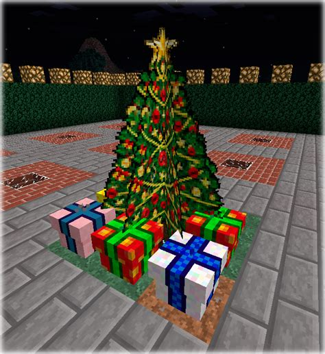 christmas craft 1 4 6 forge minecraft modlar