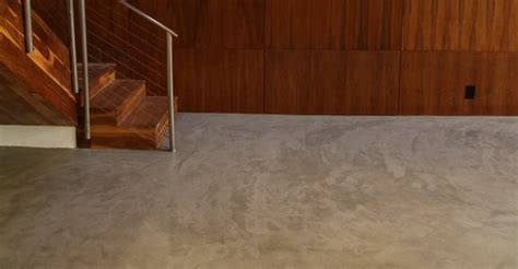 Flooring Options For Basement Basement Flooring Why Concrete Is A Basement Floor Option The Concrete Network