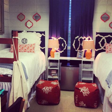 cute bedroom decor pinterest cutest dorm rooms ever save on your dorm decor with