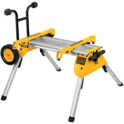 dw7440rs rolling table saw stand dewalt tools