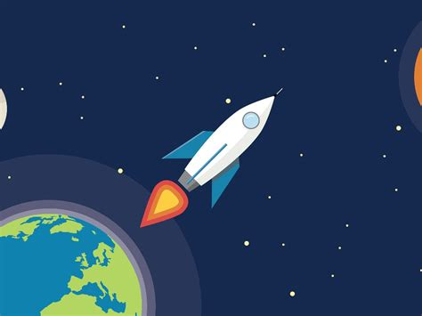 wallpapers abstract wallpaper rocket launch