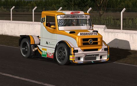 truck racing series formula truck lots of previews virtualr sim