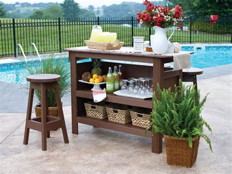 Outdoor Bar Furniture Amish Polywood Bars Dutchcrafters Outdoor Bars
