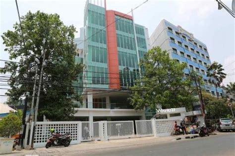 Alarm Gedung sewa office space ruang kantor di gedung baru wahid 27