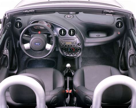 ford streetka roadster 2003 2006 photos parkers