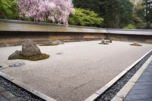 Rock Garden Japan Japanese Zen Gardens