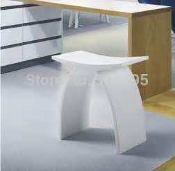 new matte modern curved bathroom seat stool bathroom steam