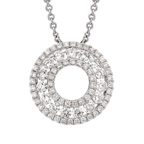 circle pendant from heming jewellers