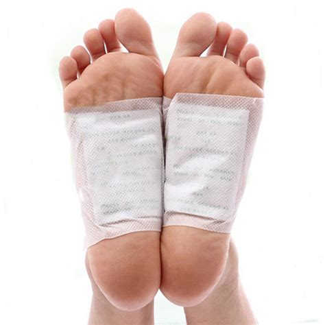 Foot Detox by Kinoki Foot Pads Reviews Shopping Kinoki Foot
