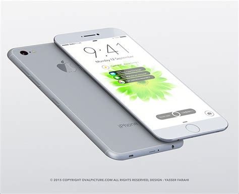 new layout for iphone beautiful new apple iphone 7 concept design specs images