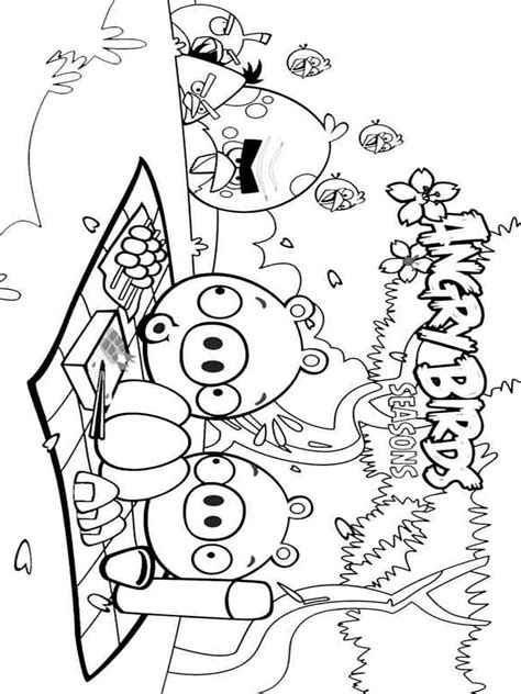 angry birds toons coloring pages angry birds coloring pages download and print angry birds