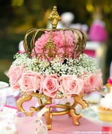 princess centerpiece ideas pink princess tea styled shoot centerpieces