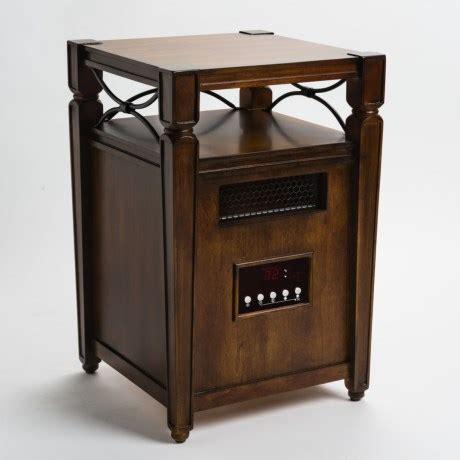 decorative accent table muskoka quartz infrared heater and decorative accent table