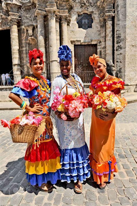 Cuba Dress cuban traditional dress buscar con folclor