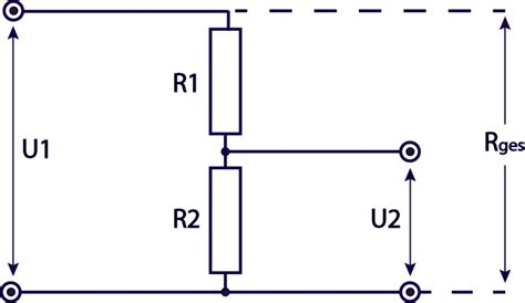 resistor divider calculation voltage divider calculator