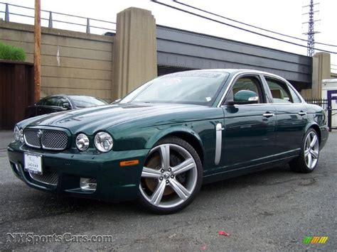 how cars engines work 2008 jaguar xj parking system 2008 jaguar xj xjr in emerald fire metallic h19899 nysportscars com cars for sale in new york