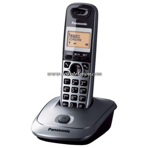 Promo Murah Telepon Wirelless Panasonic Kx Tg 1611 jual panasonic cordless wireless telepon kx tg2511