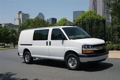 2002 chevy express van gmc savana 1500 2500 3500 factory gmc savana and chevrolet express 1500 vans quietly dropped for 2015
