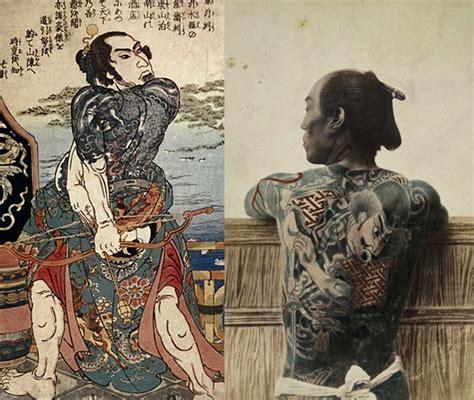 yakuza tattoo historia historia del tatuaje y el body piercing