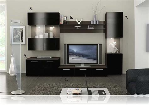 Home Decor Pictures Living Room Showcases by Modern Crockery Cabinet Designs Small Simple Home