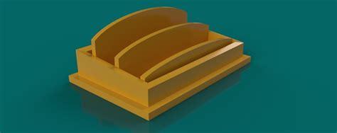 printable card models 3d printable card holder free 3d model 3d printable stl