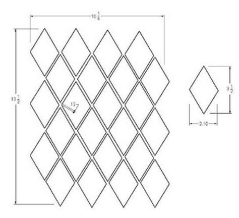 diamond pattern drawing mosaic tile patterns mosaic tile pattern mosaic tile