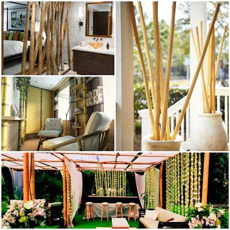 bamboo home decor 34 bamboo decorating ideas for an organic aesthetic