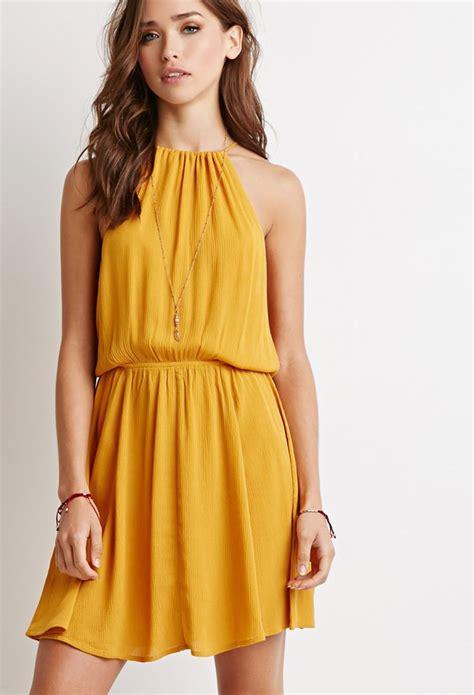Dress Forever 21 cami babydoll dress forever 21 2000053013 bridesmaid