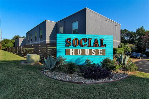 social house the social house dallas house plan 2017