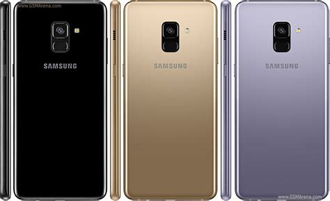 Samsung A8 Warna Gold Samsung Galaxy A8 2018 Pictures Official Photos