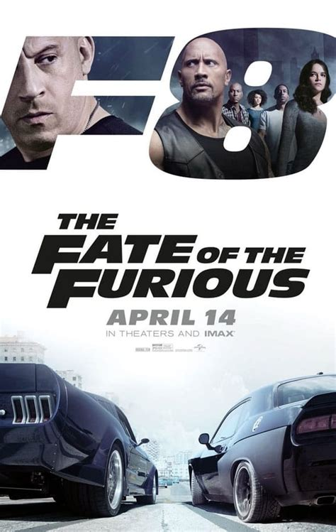 fast and furious 8 release date in south africa fast furious 8 latest poster lands den of geek