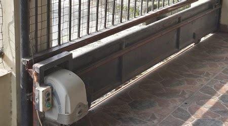Sliding Gate Mesin Pintu Pagar Otomatis Jakarta harga pintu gerbang otomatis http