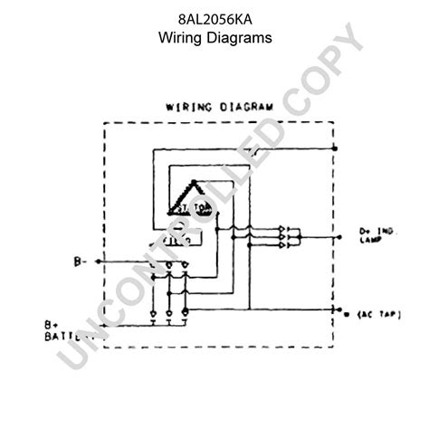 ka alternator wiring diagram wiring diagram with description