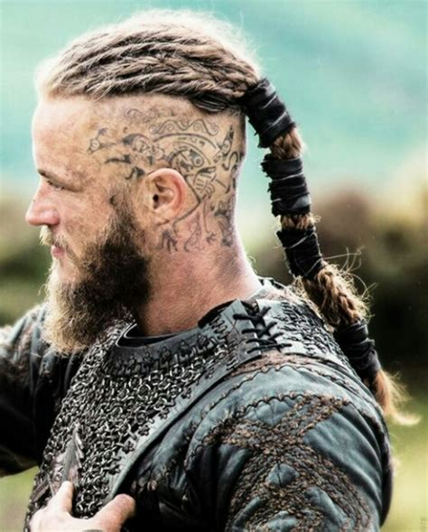 ragnar lothbrok cospkay 30 days of nerdy hair day 23 nerd in the city