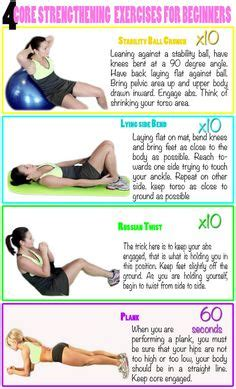 1000 ideas about beginner ab workouts on easy ab workout easy abs and ab workouts