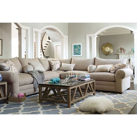 furniture family room furniture cheap sectional couch design with square table