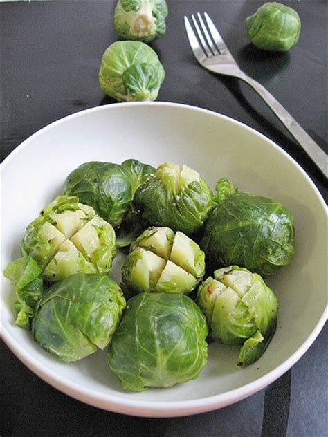 steamed brussel sprouts teczcape an escape to food