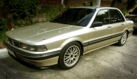 mitsubishi galant slow4dr 1991 mitsubishi galant specs photos modification
