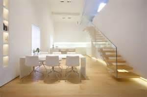 modern duplex apartment camouflaged interior design