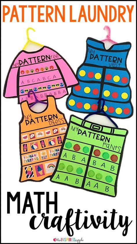 pattern perfect math 78 best edu 323 images on pinterest kindergarten math