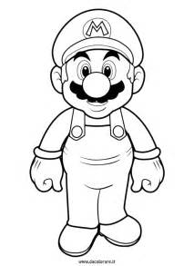 mario flower coloriage