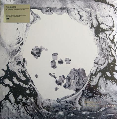 Cd Radiohead A Moon Shaped Pool radiohead a moon shaped pool vinyl lp album at discogs
