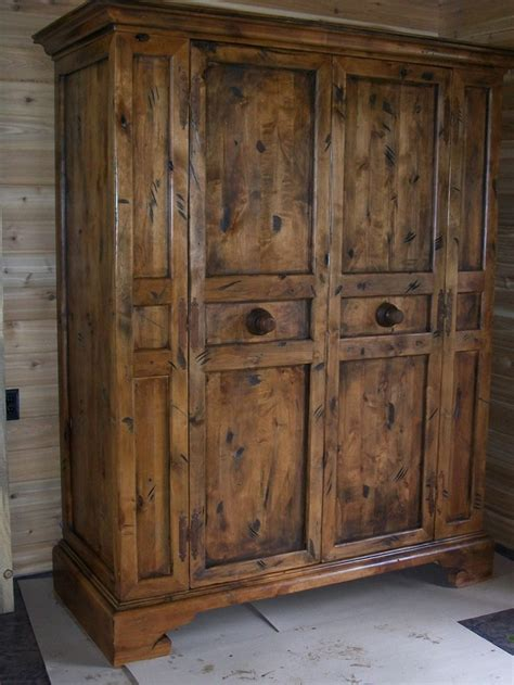 kleiderschrank rustikal custom rustic wardrobe closet wish list